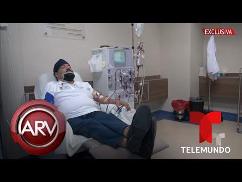Julio Preciado ya tiene fecha para su trasplante de riñón | Al Rojo Vivo | Telemundo