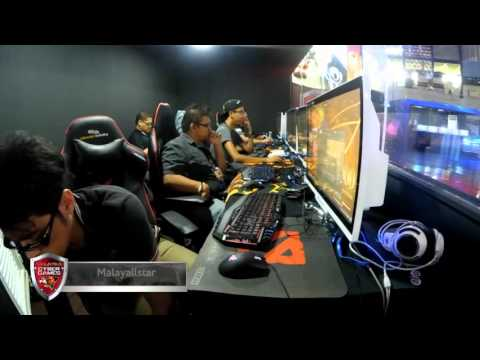 Malaysia Cyber Games 2015 - Part 5
