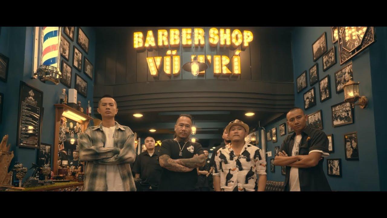 MÀY ĐI ĐÂU ĐẤY? | THÁI VŨ (BLACKBI) x HUỲNH PHƯƠNG X FAPtv | BarberShop Vũ Trí