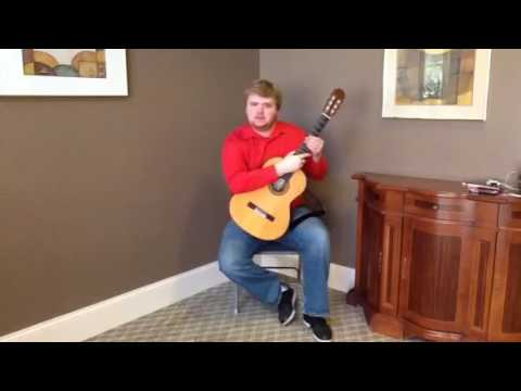 1966 Melchor Rodriguez 1b Classical Guitar (21538)
