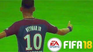 FIFA 18 GOAL COMPILATION #1