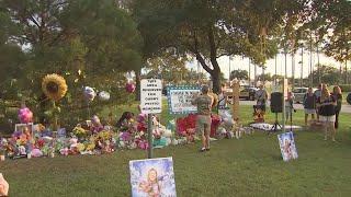 Live: Gabby Petito memorial service in North Port, Florida