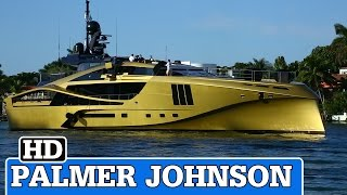 Palmer Johnson 48M Superyacht | KHALILAH | The Dragon Emerges