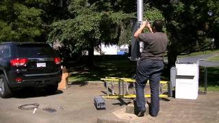 iCell COMPAC Pole Mount Installation Demonstration Video