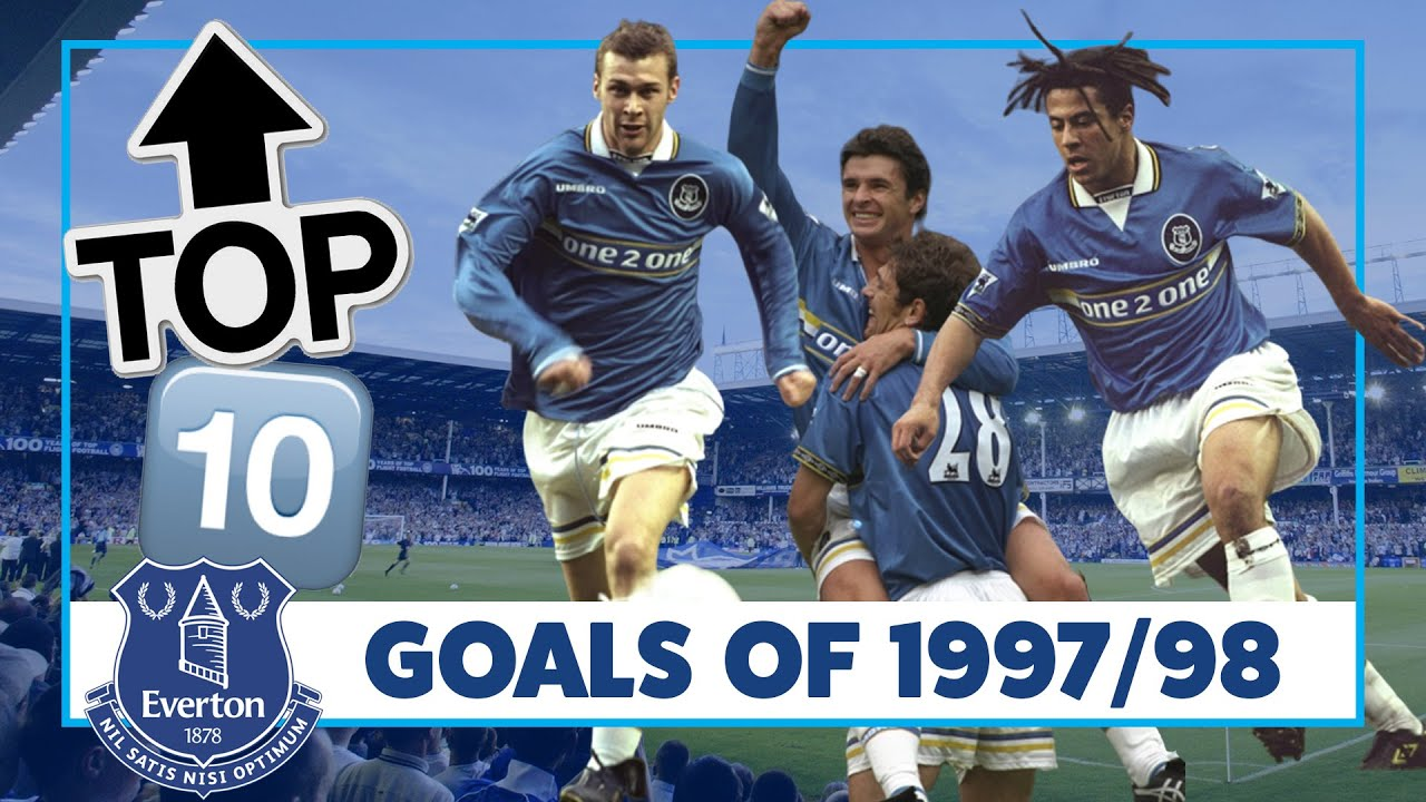 TOP 10 GOALS OF THE SEASON: 1997/98 EDITION!