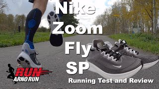 Nike Zoom Fly SP Running Test and Review
