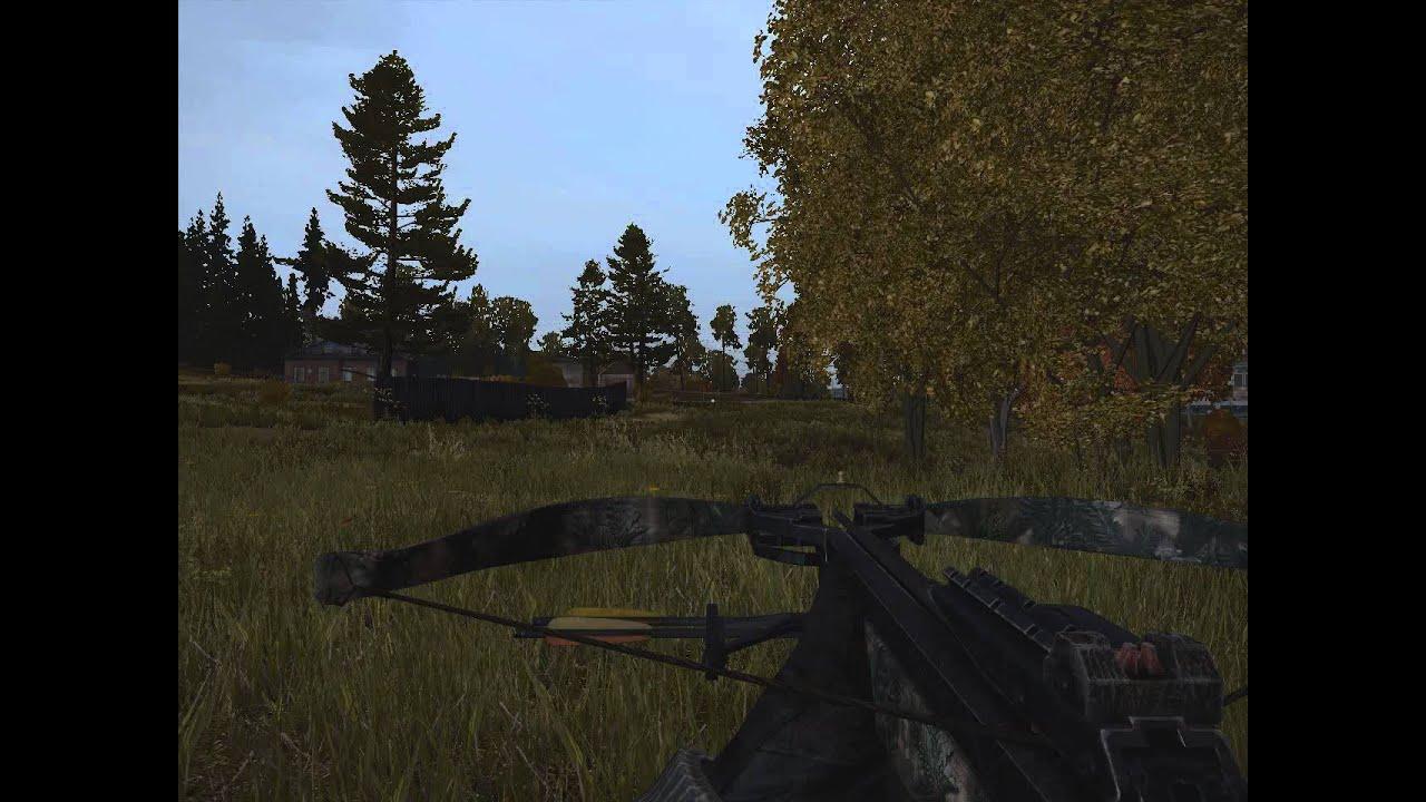 Download DayZ Alpha - Crossbow