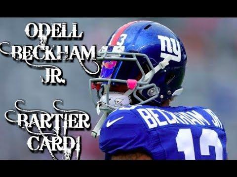 "Odell Beckham Jr. -  ""Bartier Cardi"" ft. 21 Savage"