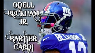 "Odell Beckham Jr. -  ""Bartier Cardi"" ft. 21 Savage"