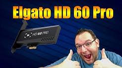 Elgato GameCapture HD 60 Pro - Unboxing, Einbau und mehr