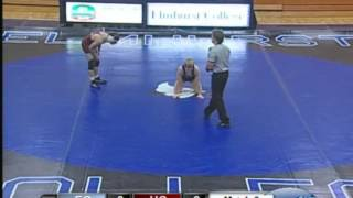 20131109 Elmhurst College Wrestling vs University of Chicago
