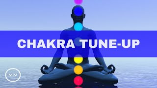 Chakra Tune Up Root to Crown Chakra Healing - Balance All 7 Chakras - Meditation Music.mp3