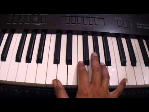 Keyboard Tutorial  Liquor Chris Brown