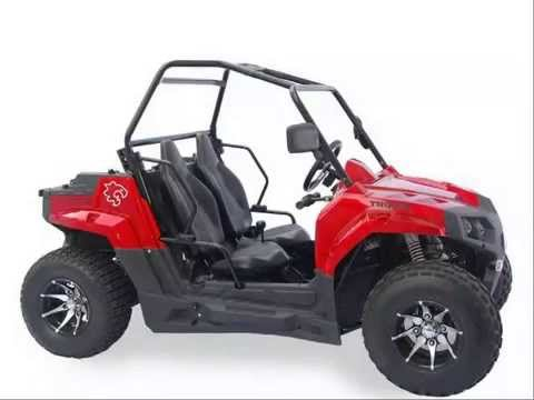 Tinker Motors Utility Vehicle Motor Utv Razor 150cc Red Youtube