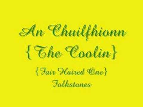 An Chúilfhionn  {The Coolin}. - Folkstones