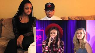 Couple Reacts : Little Mix Performs Jason Derulo and Whitney Houston Mash Up Reaction!!