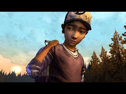 In The Water - Anadel - Telltale The Walking Dead Season 2 Ending Credits Song / Music