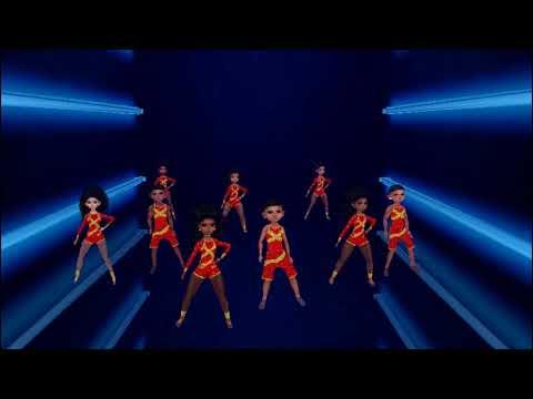 """IMVU DANCE TEAM """" FEISTYJAGS INTRO"""""""