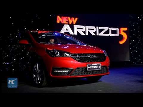 Chery's Arrizo 5 launched in Chile