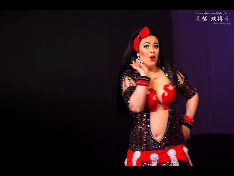ANNA BORISOVA - Shaabi at ARABESQUE 2016