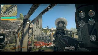 INFINITY OPS: Sci-Fi FPS action gameplay multiplayer mod