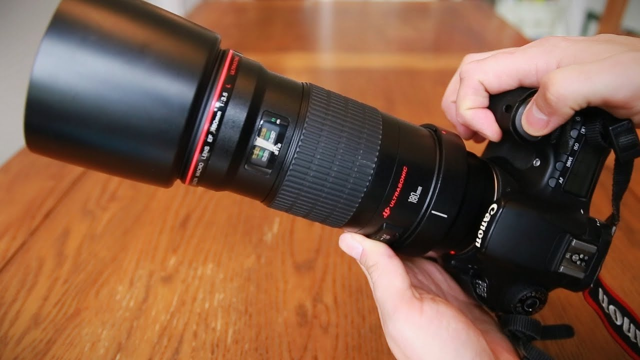 Canon Ef 180mm F 3 5 Macro Usm L Lens Review With