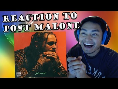 Post Malone - Stoney (FULL ALBUM REACTION)