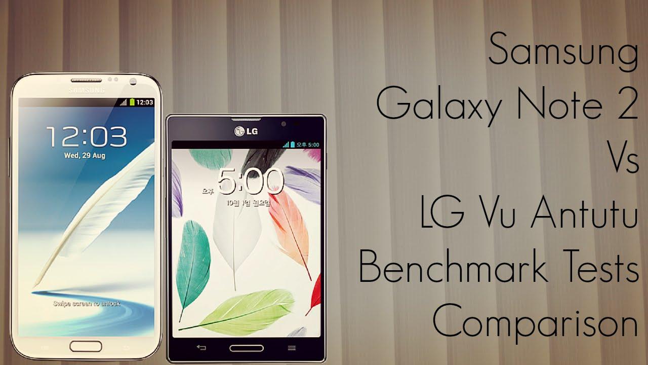 Lg optimus vu ii f200 full phone specifications - Samsung Galaxy Note 2 Vs Lg Vu Antutu Benchmark Tests Comparison Youtube