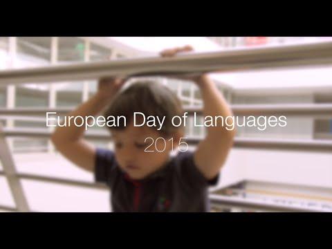 European Day of Languages 2015