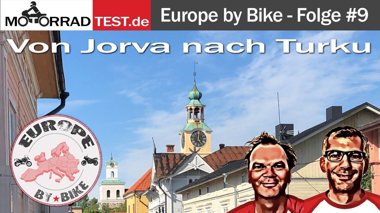 Europe by Bike | Folge #9 | Von Jarvo nach Turku