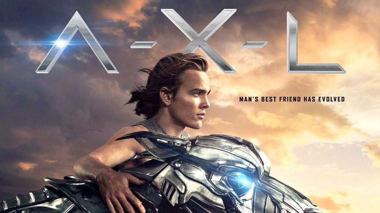 Axl Movie 2018 a.x.l. | official hd trailer (2018) | film threat trailers