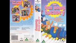 Download Video The Fun Song Factory (2001 Reissue UK VHS) MP3 3GP MP4