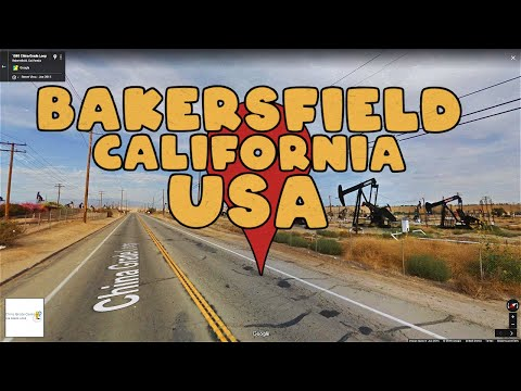 Take A Virtual Tour Of Bakersfield California!