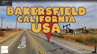 Take a virtual tour of Bakersfield California!