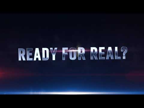 READY FOR REAL?