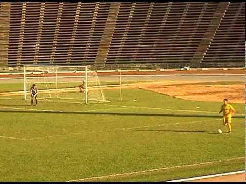 French-Khmer XI vs Phnom Penh Crown FC - Full match - Cambodia 2010