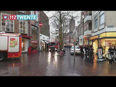 112Twente.nl - Brand Enschede 13-12-2019