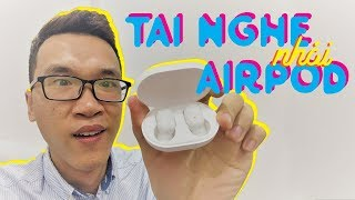 Không thể tin nổi với giá của quả tai nghe nhái Airpod này!!