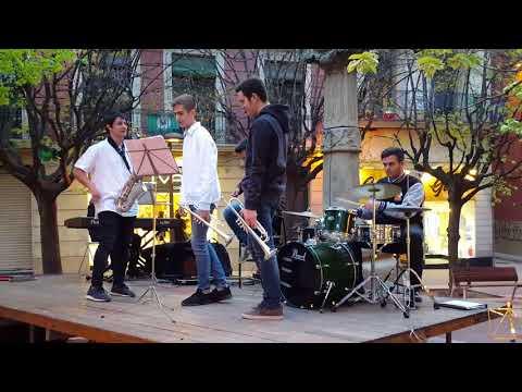 Conservatori Municipal de Música de Manresa. Música al carrer (7 d'abril de 2018) 1