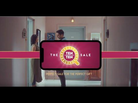 Perfect Sale for the Perfect Gift with Tata CLiQ #TenOnTenSale