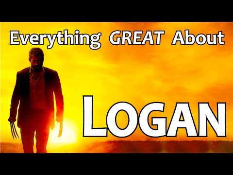 Everything GREAT About Logan!