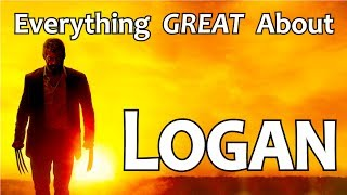 everything great about logan