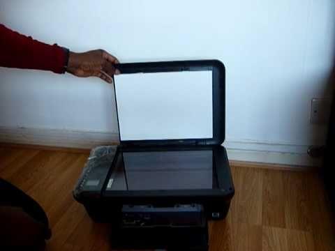 Hp Deskjet 3050 All In One Wireless Printer Unboxing Youtube