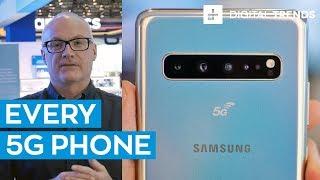 Best 5G Phones Announced For 2019 So Far