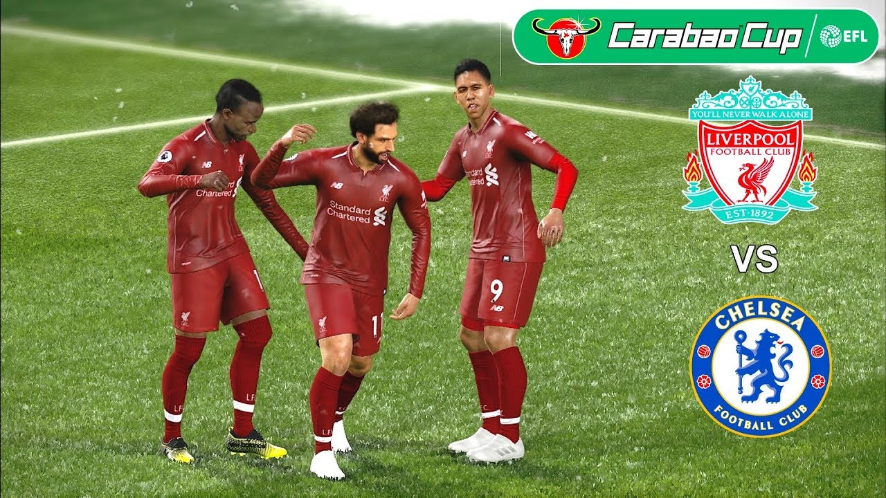 Download Liverpool vs Chelsea | Carabao Cup 26 September 2018 Gameplay