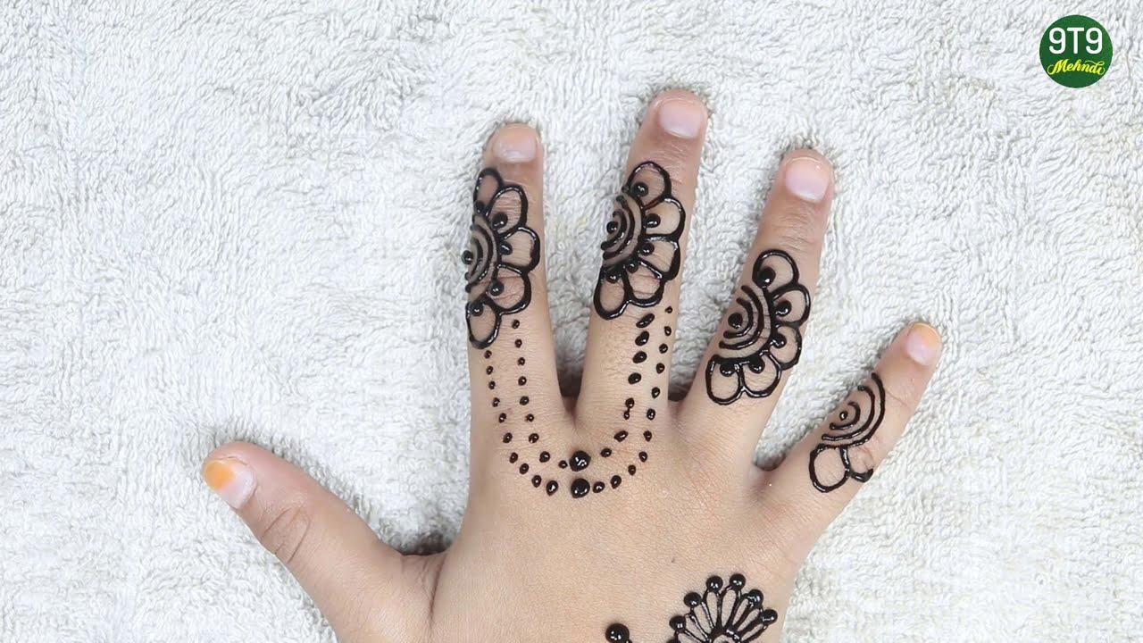 New mehndi designs, back hand beautiful mehndi designs, latest mehndi designs