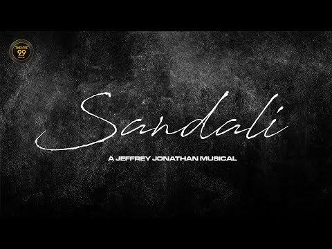 Sandali - Lyric Video | Glassmates | Jeffrey Jonathan .