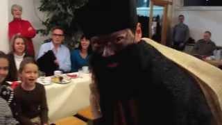Der Nikolaus kommt mit Knecht Ruprecht | Adventsnachmittag | JG Laurentianer berlin