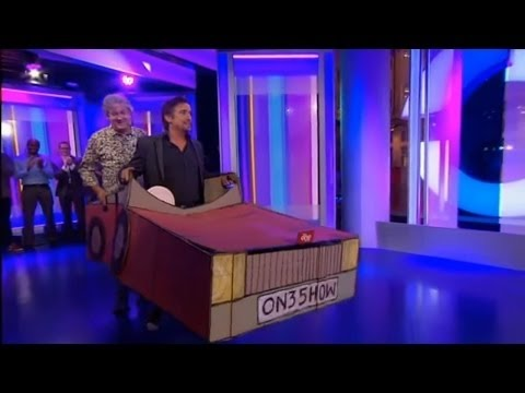 Hammond and May Goes Back to the BBC! - The One Show Interview about The Grand Tour