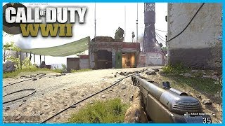 Call of Duty: WW2 Beta Multiplayer Gameplay LIVE #4 (Super Competitive Games w/ Nadeshot)